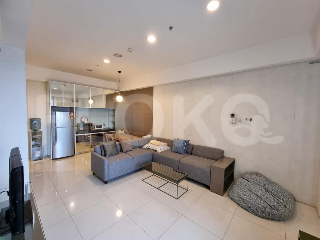 Rent 2 BR on 22nd Floor, Pay Half Yearly, 1Park Residences