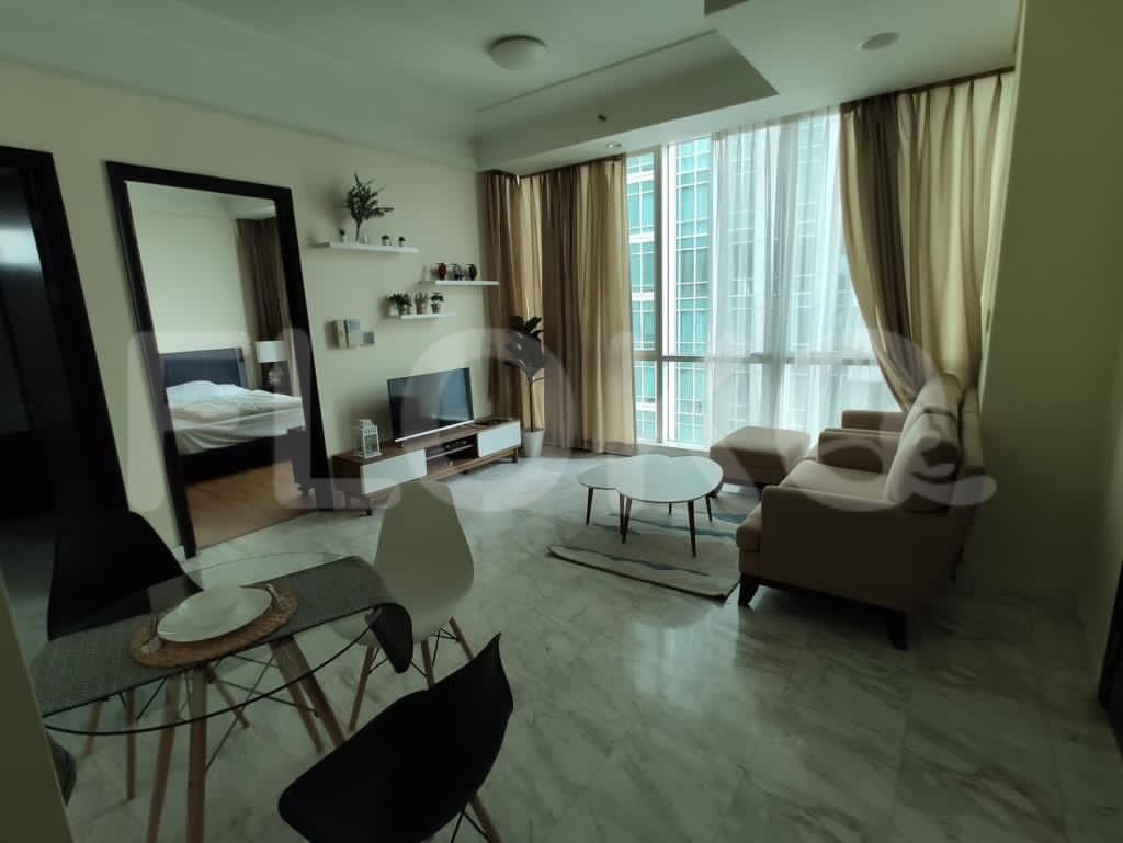 Rent 2 BR on 19th Floor, Pay Monthly, The Peak Residence