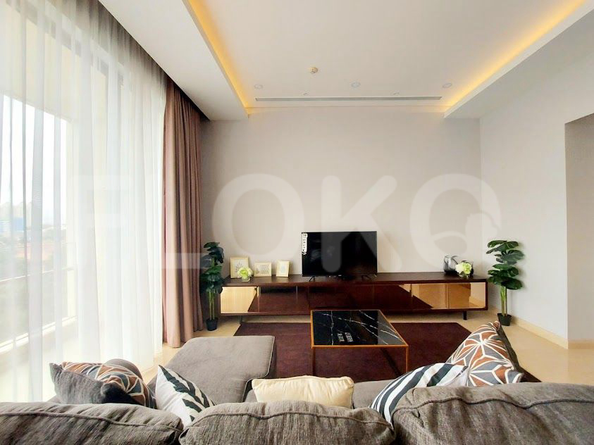 Rent 2 BR on 17th Floor, Pay Yearly, The Pakubuwono Spring