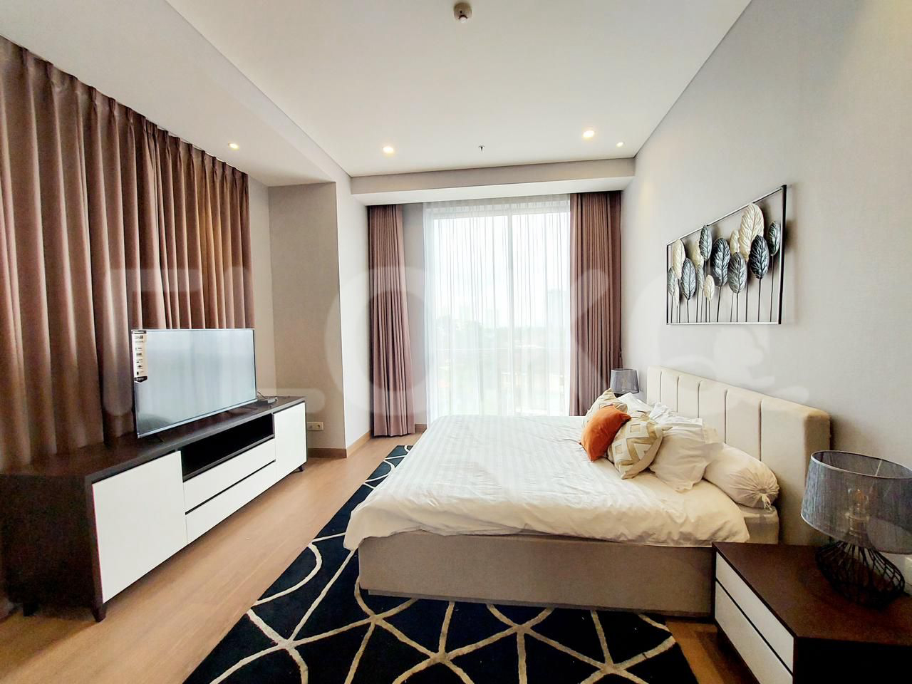 Rent 2 BR on 16th Floor, Pay Yearly, The Pakubuwono Spring