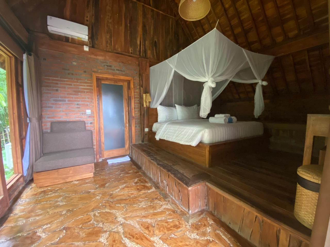 Rent null Bedroom on nullth Floor, Pay Monthly, Bamboo Ethnic Canggu