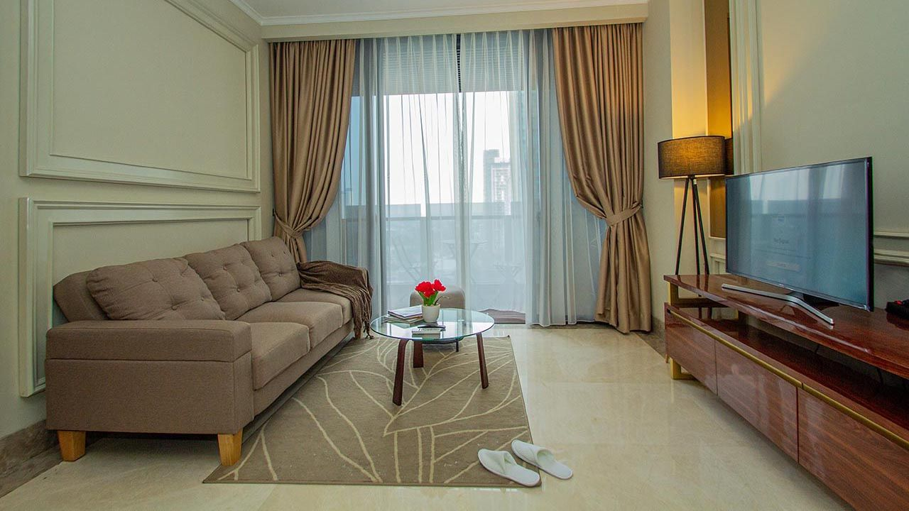 Rent 1 BR on 28th Floor, Pay Half Yearly, District 8 SCBD