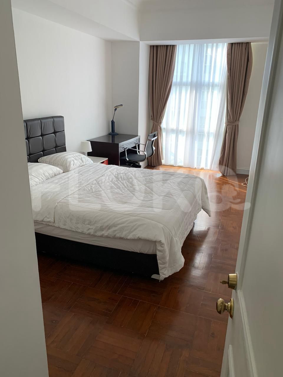 Rent 2BR on 7th Floor, Pay Monthly, Menteng Executive Apartment