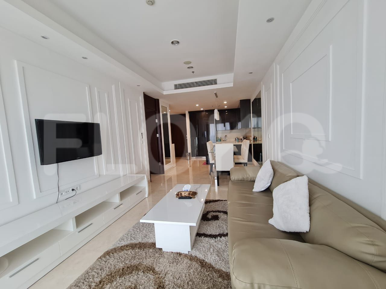 Rent 1 BR on 10th Floor, Pay Half Yearly, Pondok Indah Residence