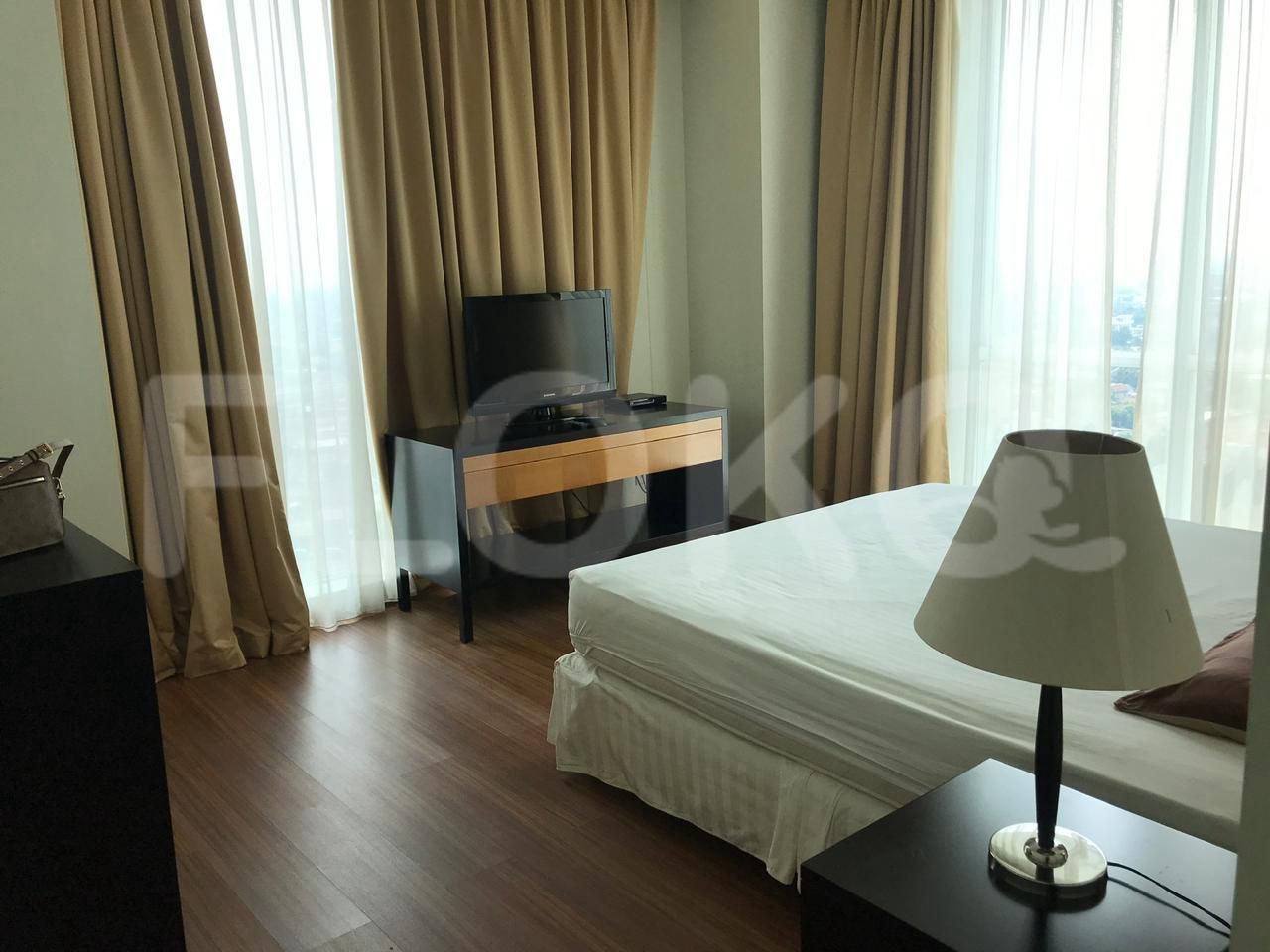 Rent 2BR on 10th Floor, Pay Monthly, The Pakubuwono View